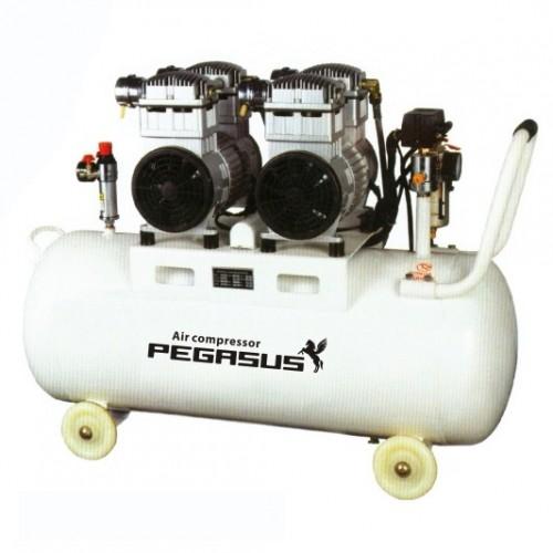 Máy nén khí không dầu giảm âm TM-OF550-70L