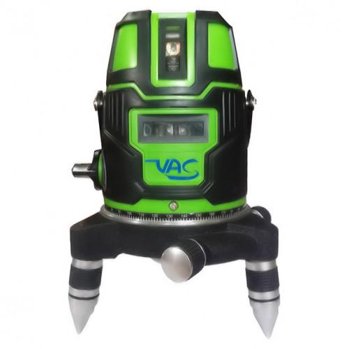 Máy cân bằng lazer VAC3201 5 tia - 7mw (tia xanh)