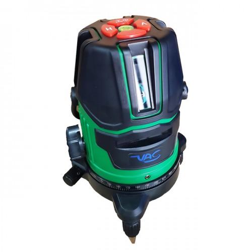 Máy cân bằng lazer VAC3202 5 tia - 7mw (tia xanh)